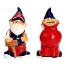 Cleveland Cavaliers Garden Gnome Coin Bank