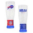 Buffalo Bills Plastic Crystal Pilsners - Set of 2