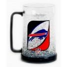 Buffalo Bills Plastic Crystal Freezer Mugs - Set of 4