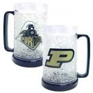Purdue Boilermakers Plastic Crystal Freezer Mugs - Set of 4