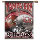 "Tampa Bay Buccaneers 27"" x 37"" Vertical Flag / Banner from WinCraft"