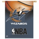 "Washington Wizards 27"" x 37"" Vertical Flag / Banner"