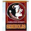 "Florida State Seminoles 27"" x 37"" Vertical Flag / Banner"