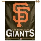 "San Francisco Giants 27"" x 37"" Vertical Flag / Banner"