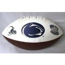 Penn State Nittany Lions Embroidered Full Size Football from Fotoball