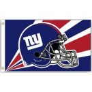 New York Giants 3' x 5' Helmet Design Flag from Fremont Die