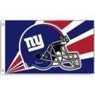 New York Giants 3' x 5' Helmet Design Flag from Fremont Die