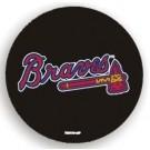 Atlanta Braves MLB Licensed Standard Black Tire Cover