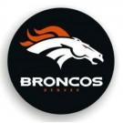Denver Broncos NFL Licensed Standard Tire Cover