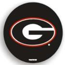 Georgia Bulldogs NCAA Licensed Standard Black Tire Cover