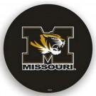 Missouri Tigers NCAA Licensed Standard Black Tire Cover