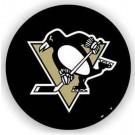 Pittsburgh Penguins NHL Licensed Standard Black Tire Cover