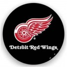 Detroit Red Wings NHL Licensed Standard Black Tire Cover
