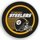 Pittsburgh Steelers NFL Licensed Standard Tire Cover