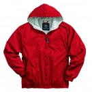 "The ""Kids' Collection"" Youth Performer Nylon Jacket from Charles River Apparel"