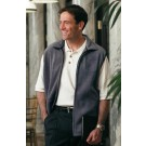 "The ""Summit Collection"" Ridgeline Fleece Vest from Charles River Apparel"