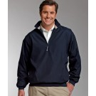 "The ""Fairway Collection"" Pro Convertible Sueded Microfiber Windshirt from Charles River Apparel"