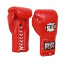 Cleto Reyes 16 oz. Traditional Lace Training Gloves (White) - 1 Pair