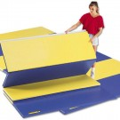 "4' x 6' x 2"" Bonded Foam Mat with 4S Fasteners"