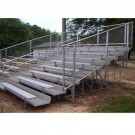 15' Preferred (All Aluminum) Bleachers (8 Rows)