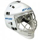 Mylec® Ultra Pro II White Goalie Mask (1 Pair)