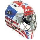 Mylec® Ultra Pro II Patriot Goalie Mask (1 Pair)