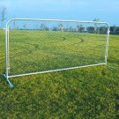 4' x 10' Portable Chain Link Fence Panels