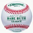 Diamond Babe Ruth Competition Baseballs - 1 Dozen
