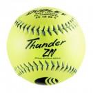 "12"" Thunder ZN USSSA Softballs from Dudley - 1 Dozen"