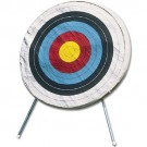 "48"" Round Skirted Slip-on Glass Cloth Archery Target Face"