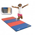 "5' x 10' x 2"" Expando Supernova Mat (Royal Blue)"