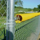 250' Roll of Bright Yellow Fence Crown