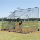 Replacement Net for the Portable Baseball Batting Cage (Net Only)