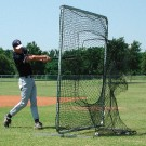 Batting Practice Sock Net with Frame