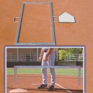 3' x 6' Little League Batter's Box Template