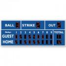 MacGregor® 20' x 8' Baseball Scoreboard