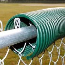 Poly-Cap Fence Protector - 100' Roll