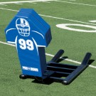 1 Man Football Blocking Sled (Royal)
