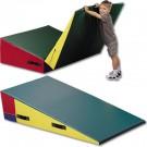"""6'L x 4'W x 16""""H Folding Downhill Mat"""