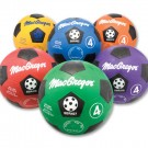 MacGregor® Size 4 Rubber Soccer Ball