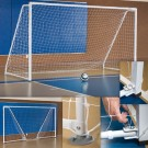 Portable Indoor Foldable Soccer Goal (1 Pair)