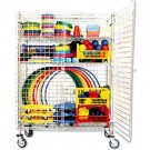 "48""L x 24""W Interior Equipment Cart SHELF (Cart Sold Separately)"