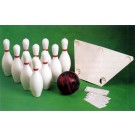 Cramer's Deluxe Bowling Pin Set (Pins Only)