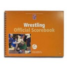 Cramer National Federation High School Wrestling Scorebooks - Set of 3