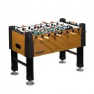 Signature Foosball Game Table with Manual Scoring from Carrom Sports (Burr Oak)
