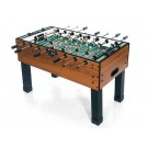 Burr Oak Foosball Game Table w/ Three Goalies from Carrom Sports