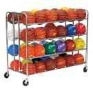 48 Ball Double Wide Ball Rack