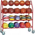 Deluxe Pro Ball Rack