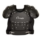 "13"" Outside Plastic Shield Professional Chest Protector"