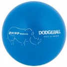 "6"" Rhino Skin® Neon Blue Dodge Balls - Set of 6"
